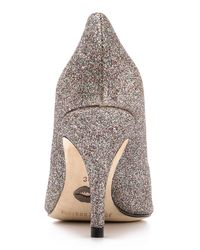 Markus Lupfer - Multicolor Wild Thing Glitter Pumps - Multi - Lyst