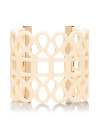 Tory Burch | White Lace Cuff | Lyst