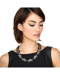 Lulu Frost | Black Larkspur Necklace | Lyst