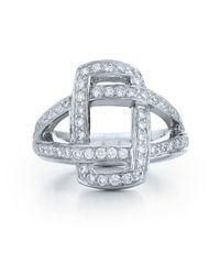 Kwiat | Metallic Pre-Owned: Solaris 18Kw Diamond Ring | Lyst