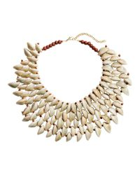 H&M | Natural Shell Necklace | Lyst