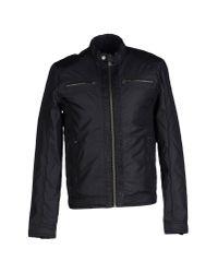 Guess - Black Jacket for Men - Lyst