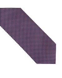 Thomas Pink - Blue Warren Check Woven Tie for Men - Lyst