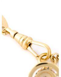 Vivienne Westwood | Metallic 'new Petite Orb' Bracelet | Lyst
