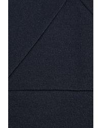 Iris & Ink - Blue Grace Stretch-Ponte Dress - Lyst