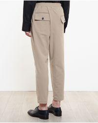 Miharayasuhiro - Natural Twisted Trousers - Lyst