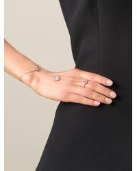 Monan - Metallic 'shamaran' Bracelet Ring - Lyst
