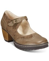 Jambu | Brown Women's Sorbet Mary Jane Pumps | Lyst