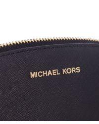 MICHAEL Michael Kors | Black Alex Travel Pouch | Lyst