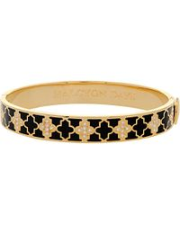 Halcyon Days | Black Agama Bangle - For Women | Lyst