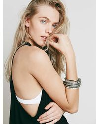 Free People - Metallic Womens Best Of The Best Bangles - Lyst