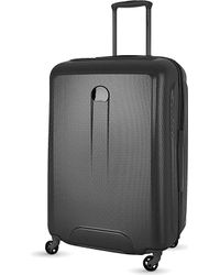 Delsey | Black Helium Air Four-wheel Trolley Case 70cm for Men | Lyst