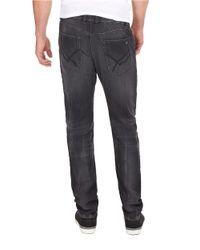 William Rast | Gray Jogger Jeans for Men | Lyst