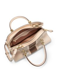 Tod's - Pink Alo Small Sella Bauletto Satchel - Lyst