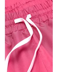 BOSS - Pink Swim Shorts In A Quick-drying Material: 'starfish' for Men - Lyst