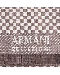 Armani | Natural Foulard | Lyst