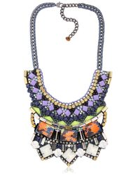 Nocturne - Multicolor Fran Necklace - Lyst