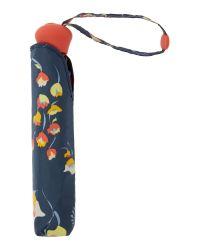 Radley - Blue Botanical Mini Umbrella - Lyst