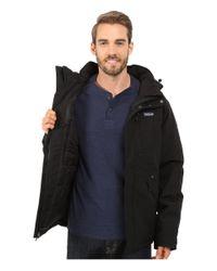 Patagonia - Black Wanaka Down Jacket for Men - Lyst