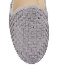 Nine West | Gray Lobster Skip-on Loafters | Lyst