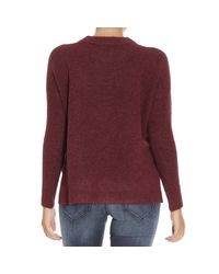 Pinko | Purple Sweater | Lyst