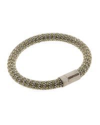 Carolina Bucci | Metallic Twister Band Bracelet | Lyst