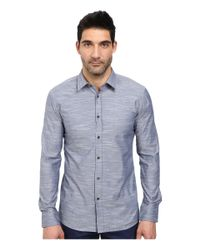 HUGO - Blue Elisha 10178349 01 for Men - Lyst