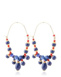 Isabel Marant | Blue Valentina Earrings | Lyst