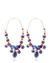 Isabel Marant | Blue Valentina Earrings | Lyst