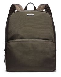 Michael Kors | Green Nylon Medium Backpack for Men | Lyst