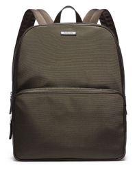 Michael Kors | Green Nylon Medium Backpack for Men | Lyst