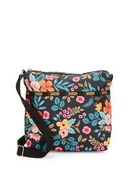 LeSportsac | Multicolor Floral Shoulder Bag | Lyst