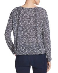 Sanctuary | Blue Long-sleeve V-neck Sweater | Lyst