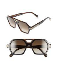 Ill.i by Will.i.am - Black 'wa506s' 55mm Sunglasses - Lyst