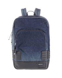DIESEL | Blue Backpacks & Fanny Packs for Men | Lyst