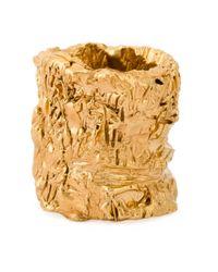 Alighieri | Metallic 'pier Della Vigna' Ring | Lyst