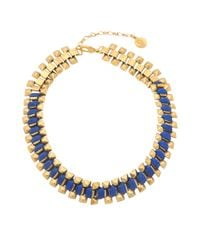 Ela Stone | Metallic Exclusive Rowina Necklace | Lyst