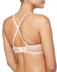 La Perla - Natural Begonia Strapless/multiposition Bra - Lyst