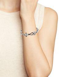 Uno De 50 - Metallic Seeds Toggle Bracelet - Lyst