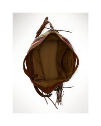 Polo Ralph Lauren - Natural Western Wool Tote - Lyst