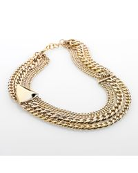 Storm | Metallic Trygo Necklace | Lyst