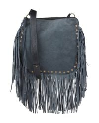 Orciani | Blue Cross-body Bag | Lyst