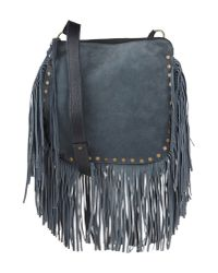 Orciani - Blue Cross-body Bag - Lyst