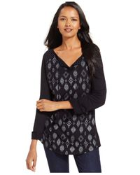 Style & Co.   Black Only At Macy's   Lyst