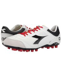 Diadora - White Italica 3 Lt Mdpu 25 for Men - Lyst
