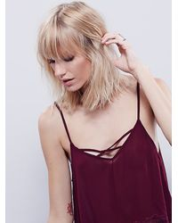 Free People | Purple Intimately Womens Can't Stop Cami | Lyst