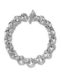 John Hardy - Metallic Large Link Necklace - Lyst