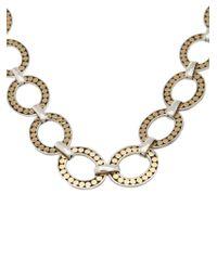 Kathy Kamei - Multicolor 'couture' Long Necklace - Lyst