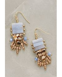 Anthropologie - Blue Sirenia Drops - Lyst
