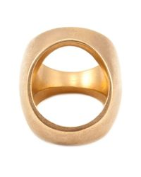 Kelly Wearstler | Metallic 'natoma' Ring | Lyst